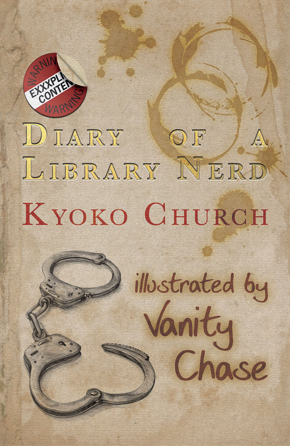 'Diary Of A Library Nerd': newest erotic novel to hit the Harmony bookshelf