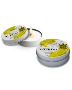 Petits Joujoux A Trip To Waikiki Massage Candle 33g