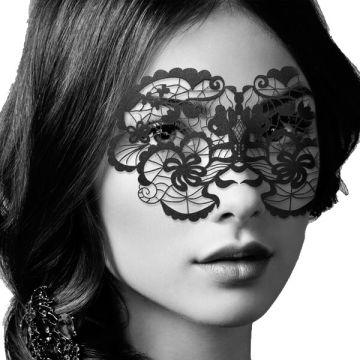 Bijoux Indiscrets Anna Eye Mask Worn By Model