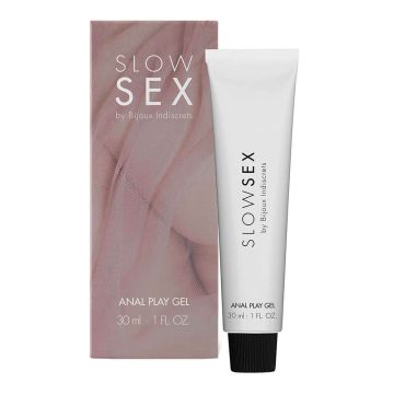 Slow Sex by Bijoux Indiscrets Anal Play Gel 30ml