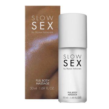 Slow Sex Full Body Massage Gel by Bijoux Indiscrets