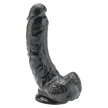 Get Real 8 Inch Dildo with Balls