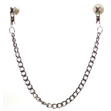 Metal Chain Clasp Nipple Clamps