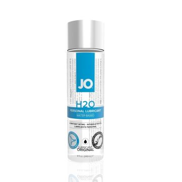 System JO H20 Waterbased Lubricant - 240ml