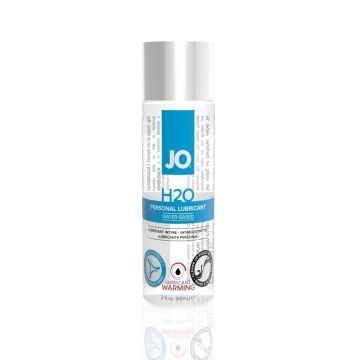 System JO H2O Water-Based Warming Lubricant - 60ml
