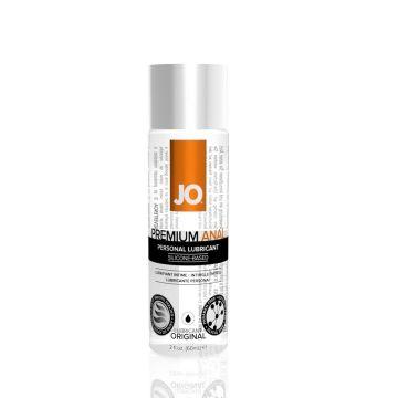 System JO Premium Silicone Anal Lubricant - 60ml