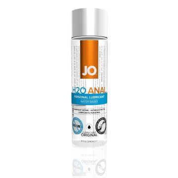 System JO Anal H2O Water-Based Lubricant - 240ml
