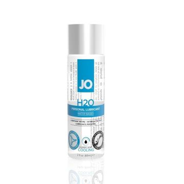 System JO H2O Cool Water-Based Lubricant - 60ml