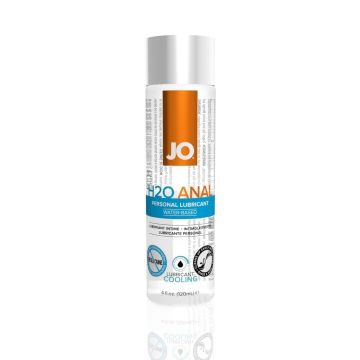 System Jo H2O Anal Cool Water-Based Lubricant - 120ml