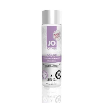System JO Agape Water-Based Lubricant for Women - 120ml