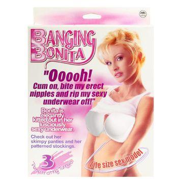 Banging Bonita Inflatable Sex Doll