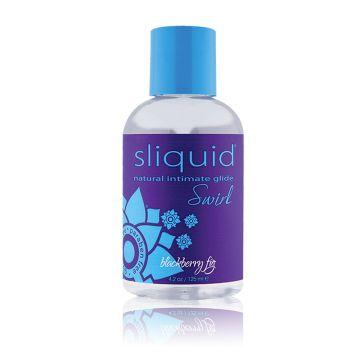 Sliquid Naturals Swirl Flavoured Lubricants – Blackberry Fig