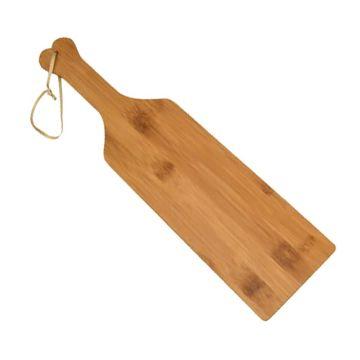 Bound to Please Bamboo Spanking Paddle