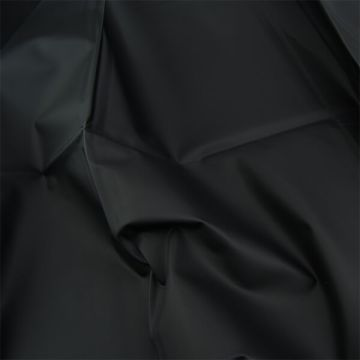Bound to Please PVC Bed Sheet One Size Black