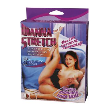 Diana Stretch Deep Penetration Inflatable Sex Doll Boxed