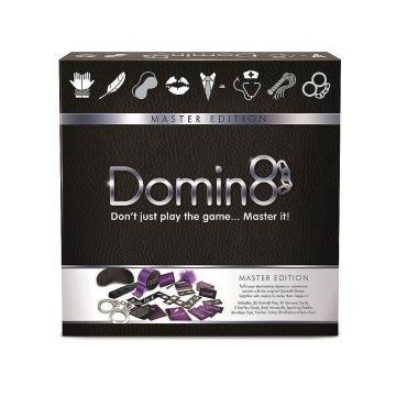 Domin8 Master Edition Board Game