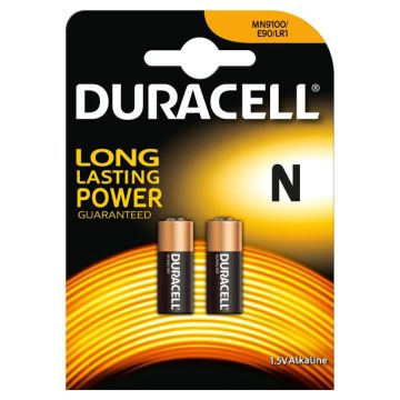 Duracell N Size Batteries 2 Pack