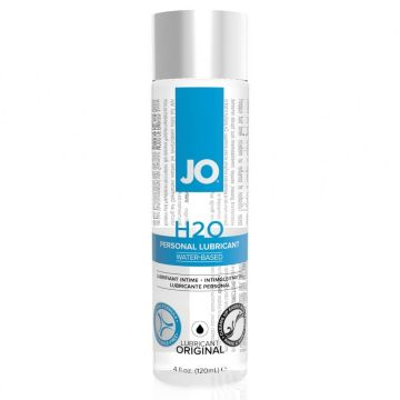 System JO H2O Water-Based Lubricant - 120ml