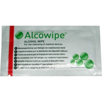 ElectraStim Sterile Alcohol Wipes (10 Pack)