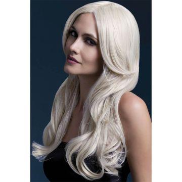 Fever Blonde Long Wig