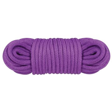 Sex Extra 10 Metre Bondage Rope - Purple