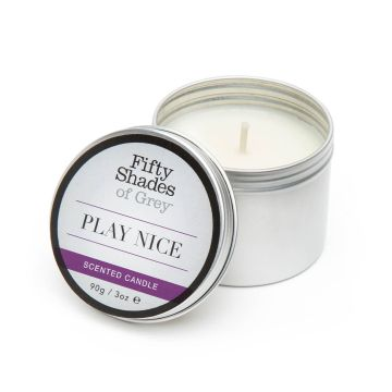 Fifty Shades of Grey Play Nice Scented Candle