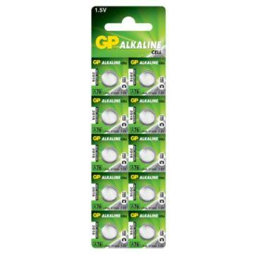 Greencell LR44 Batteries