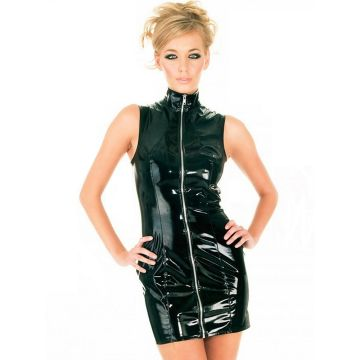 Honour PVC Samantha Dress