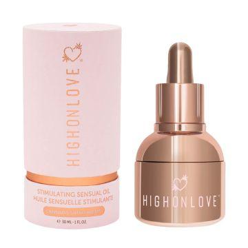 High On Love - Stimulating O Oil
