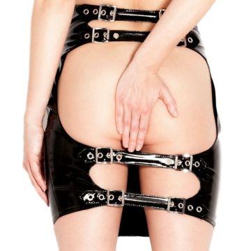 Honour PVC Spanking Skirt