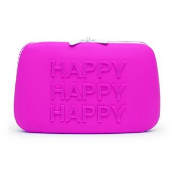Happy Rabbit HAPPY Large Silicone Zip Storage Case