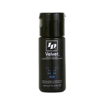 ID Velvet Silicone Lubricant