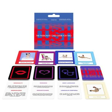 Sexy Card Game for Couples