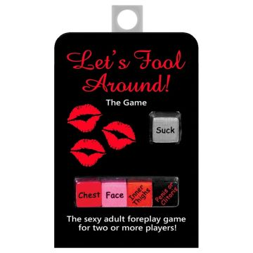 Let's Fool Around Sexy Dice Game