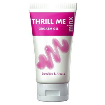 Minx Thrill Me Orgasm Gel White