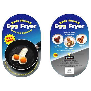 Novelty toys Willie Egg Fryer