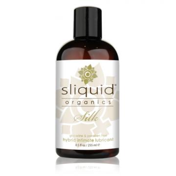 Sliquid Organics Silk Hybrid Lubricant 255ml