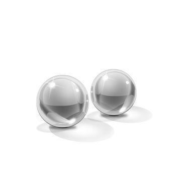 Icicles Glass Ben Wa Balls - Medium No.42