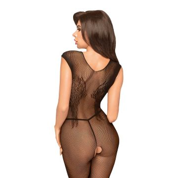 Penthouse - Wild Catch Embroidered FIshnet Bodystocking