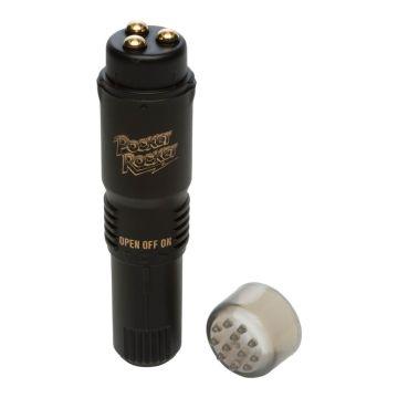 Doc Johnson's Original Pocket Rocket Black