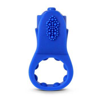 Screaming O Primo Apex Blue Vibrating Cock Ring