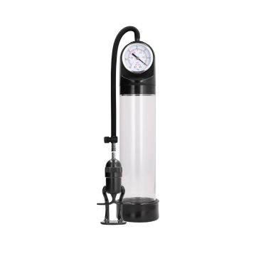 Deluxe Pump with Advance PSI Gauge