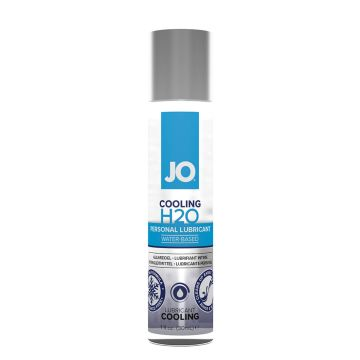 System JO H2O Cool Water-Based Lubricant - 30ml