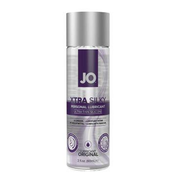 JO Xtra Silky Ultra Thin Silicone Lubricant 60ml