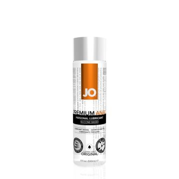 System JO Premium Silicone Anal Lubricant - 120ml