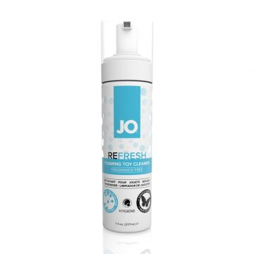 System JO Antibacterial Foaming Sex Toy Cleaner