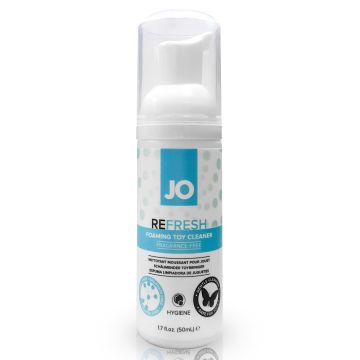 System JO Antibacterial Foaming Sex Toy Cleaner - 50ml