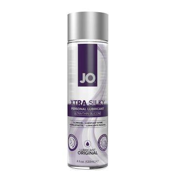 JO Xtra Silky Ultra Thin Lubricant 120ml