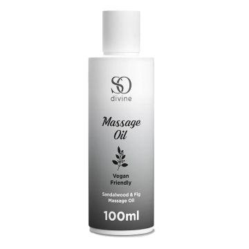 So Divine Vegan Friendly Massage Oil