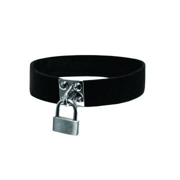 Sex & Mischief Lock and Key Collar